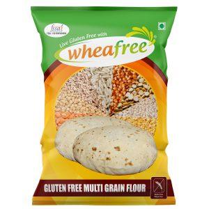 Gluten Free Atta, No Maida, Multi Grain Atta, Chapata Flour, Best Gluten Free Atta, Best Gluten Free Flour