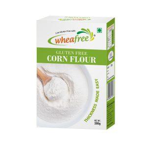 Corn Flour, Gluten Free Corn Flour, Wheafree