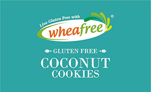 Wheafree Gluten Free Coconut Cookies, Wheafree, Gluten Free, Gluten Free Coconut Cookies, Coconut Biscuits