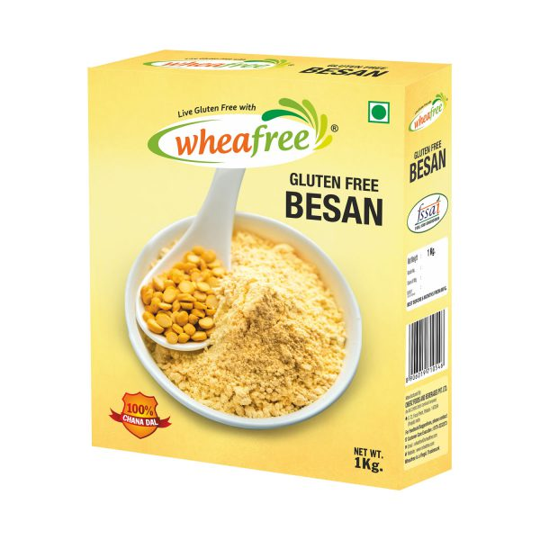 Gluten Free Besan, Besan