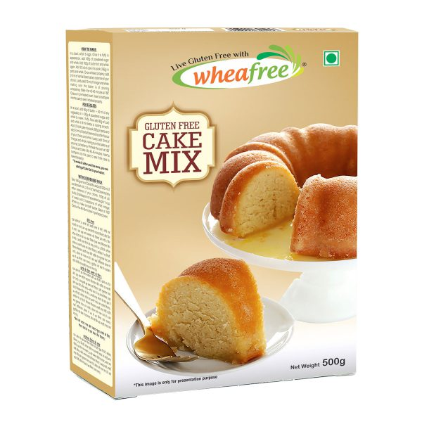 Gluten Free Cake Mix, Premix, Batter, Bake your cake easily, Gluten Free Cakes, Home baking