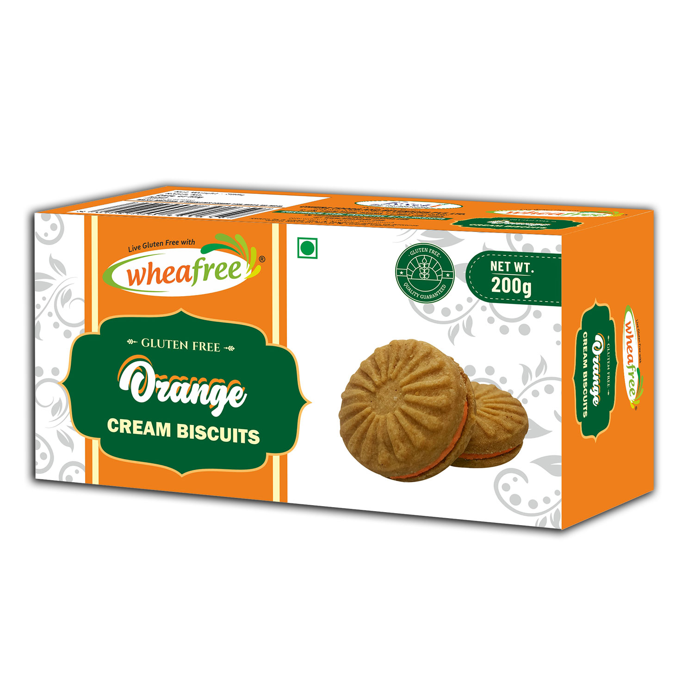Gluten Free Orange Cream Biscuits, Wheafree Orange Cream Biscuits, Orange Cream Cookies, Orange, Cream Cookies, Cream Biscuits, Wheafree, Gluten Free