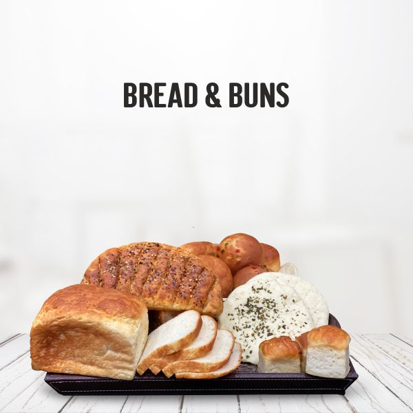 Bread and Buns- Wheafree Fresh Bakery Products