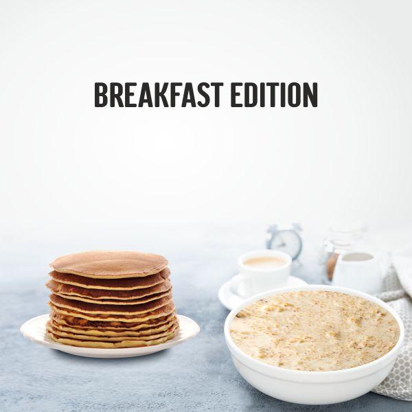 Wheafree Gluten Free Breakfast Edition