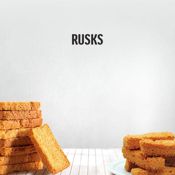 Wheafree Gluten Free Rusks